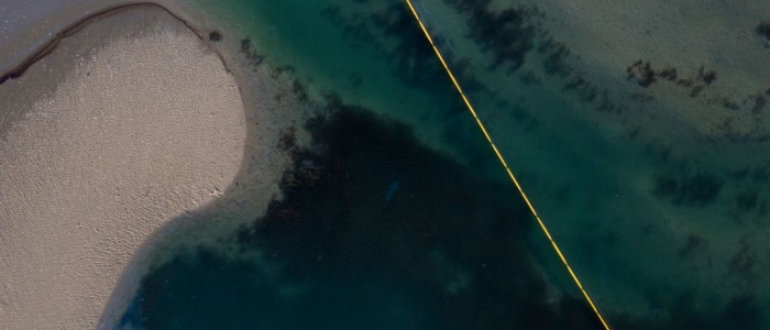 California, 500 tonnellate di petrolio riversate in mare