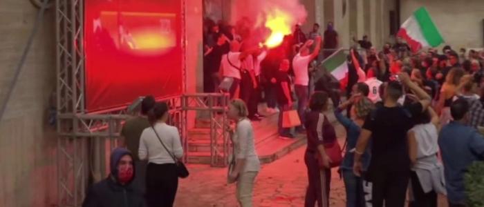 Scontri a Roma, il pensiero di un attivista 3V