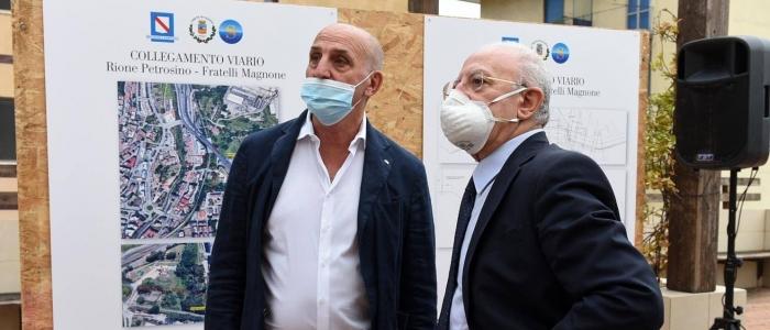 Salerno, arrestato consigliere regionale per appalti truccati