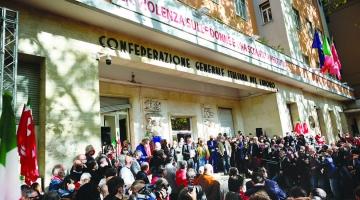 Roma, attesa la manifestazione contro la violenza e le organizzazioni neofasciste